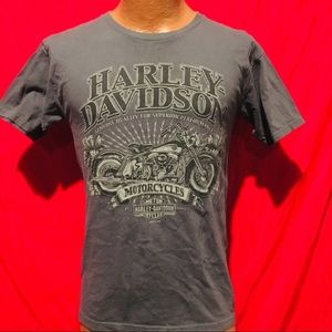 HARLEY DAVIDSON MENS SMALL SHIRT 2010 ARKANSAS